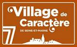 Logo Village de Caractère