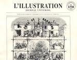L'Illustration – Extraits des numéros du 24 décembre 1853, du 29 mai 1855 et du 13 mars 1875