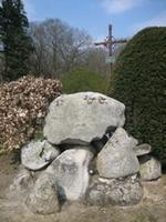 Tombe de Théodore Rousseau au cimetière de Chailly-en-Bière.
