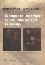 Eugène Carrière (1849-1906) – Gabriel Séailles (1852-1922)