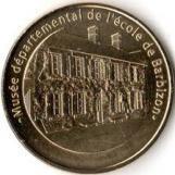 Jeton touristique Monnaie de Paris