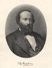 Portrait de Théodore Rousseau.