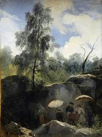 Jules Coignet (1798-1860).