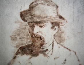 Anonyme, Peintre non identifié (Dortoir des artistes).