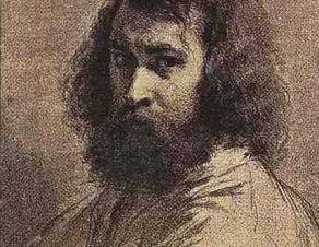 Autoportrait Jean-François Millet